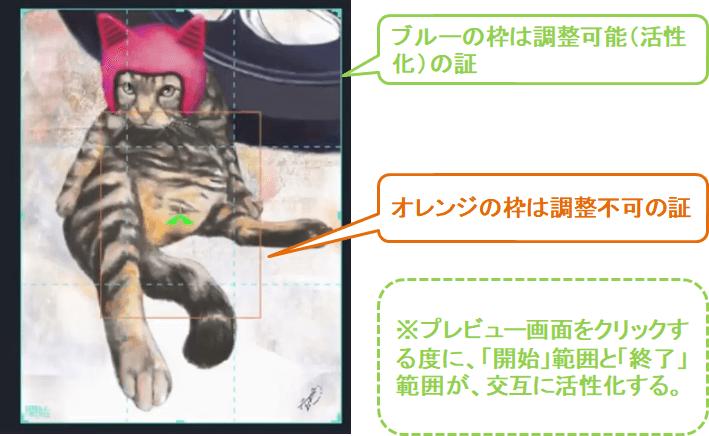 フィモーラ_Filmora_パン&ズーム_操作方法_解説_7