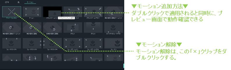 フィモーラ_モーション_方法2