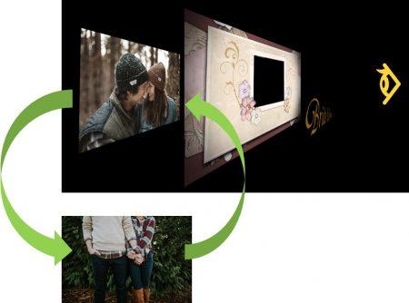 テンプレート_画像を差し替えるイメージ
