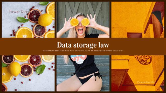 Data storage law_編集前_保存フロー_アスペクト比設定_おすすめ方法_パワーディレクター