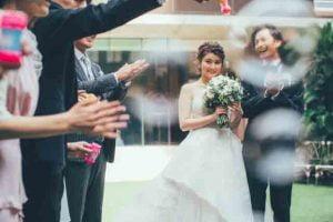 結婚式イベントのイメージ