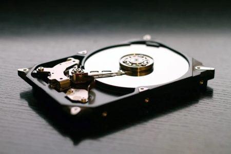 ハードディスクのイメージ